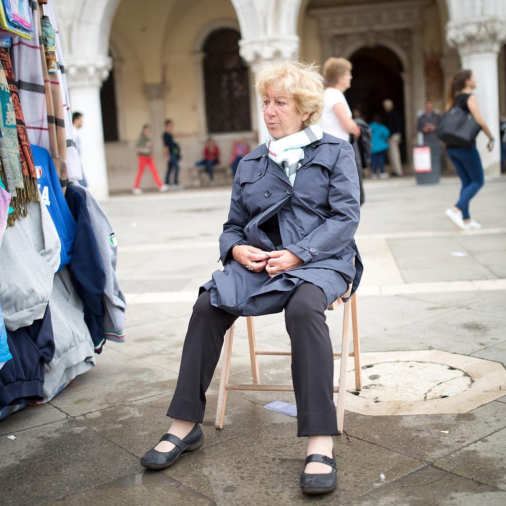 Fotograf Knut Stritzke Reportage Venedig Berlin